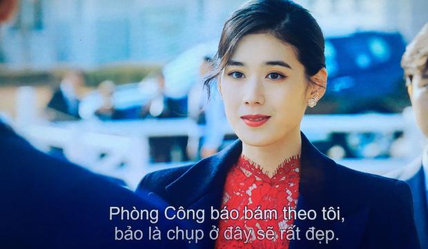 Tập 1 Quân Vương Bất Diệt mở màn bằng chiêu trò Lee Min Ho thả thính nữ thủ tướng, làm màu trước truyền thông? - Ảnh 5.