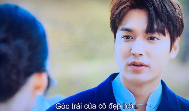 Tập 1 Quân Vương Bất Diệt mở màn bằng chiêu trò Lee Min Ho thả thính nữ thủ tướng, làm màu trước truyền thông? - Ảnh 6.