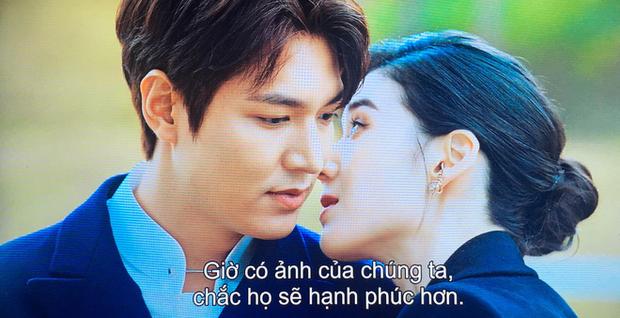 Tập 1 Quân Vương Bất Diệt mở màn bằng chiêu trò Lee Min Ho thả thính nữ thủ tướng, làm màu trước truyền thông? - Ảnh 8.