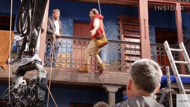 Tò mò về cách Disney làm ra loạt live-action đỉnh cao ư, khám phá ngay để rồi trầm trồ! - Ảnh 17.