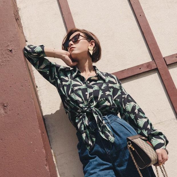 Ngắm bộ ảnh xuất thần của tiểu tam Thế Giới Hôn Nhân, sang chảnh đến mức ai cũng phải công nhận cặp đôi blouse + jeans là tuyệt nhất - Ảnh 4.