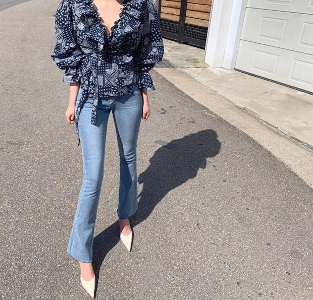 Ngắm bộ ảnh xuất thần của tiểu tam Thế Giới Hôn Nhân, sang chảnh đến mức ai cũng phải công nhận cặp đôi blouse + jeans là tuyệt nhất - Ảnh 8.