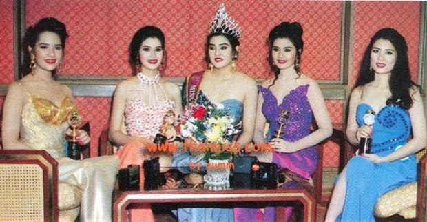 Ở Việt Nam có Võ Hoàng Yến thì Thái Lan có chị đại Lukkade, ghê gớm là thế nhưng cũng rất dịu dàng khi thi nhan sắc! - Ảnh 8.