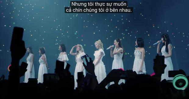 Fan dậy sóng khi Mina (TWICE) chia sẻ: Tôi sợ cô đơn. Mọi người bỏ lại tôi ở đây - Ảnh 3.