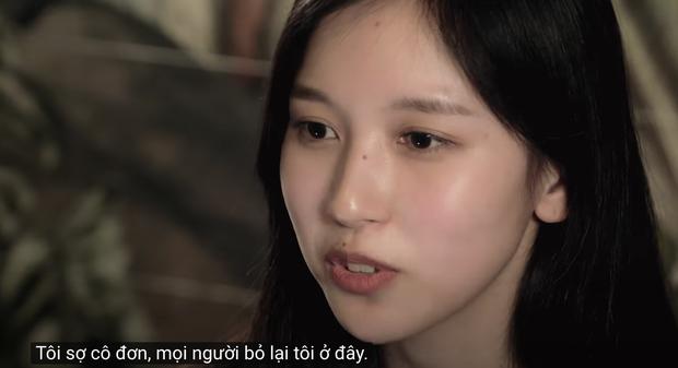 Fan dậy sóng khi Mina (TWICE) chia sẻ: Tôi sợ cô đơn. Mọi người bỏ lại tôi ở đây - Ảnh 5.