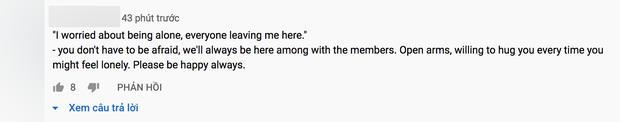 Fan dậy sóng khi Mina (TWICE) chia sẻ: Tôi sợ cô đơn. Mọi người bỏ lại tôi ở đây - Ảnh 8.