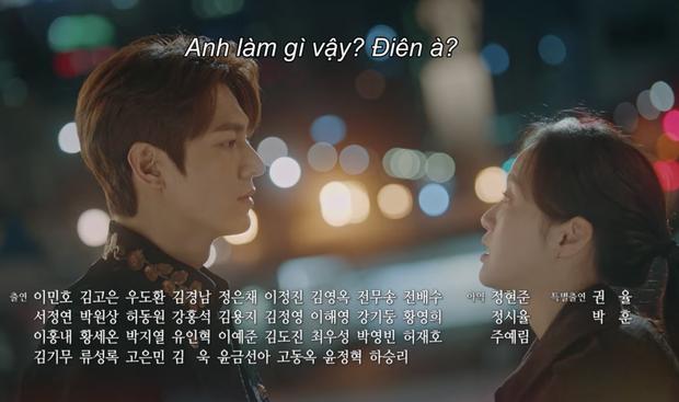 Preview Quân Vương Bất Diệt tập 2: Hoàng tử Lee Min Ho bị đồng nghiệp Kim Go Eun cà khịa là cục phân đẹp trai? - Ảnh 4.
