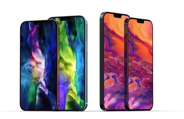 Thiết kế iPhone 12 Pro Max lộ diện: Hàng loạt cải tiến về màn hình lớn, màu Navy Blue mới toanh - Ảnh 6.