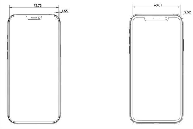 Thiết kế iPhone 12 Pro Max lộ diện: Hàng loạt cải tiến về màn hình lớn, màu Navy Blue mới toanh - Ảnh 1.