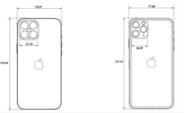Thiết kế iPhone 12 Pro Max lộ diện: Hàng loạt cải tiến về màn hình lớn, màu Navy Blue mới toanh - Ảnh 3.