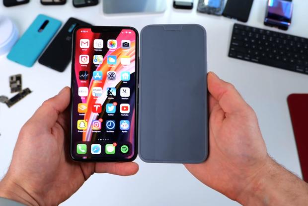 Thiết kế iPhone 12 Pro Max lộ diện: Hàng loạt cải tiến về màn hình lớn, màu Navy Blue mới toanh - Ảnh 5.