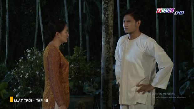 Huy Khánh tán tỉnh cả dì lẫn cháu nhà Ngọc Lan, âm mưu tranh tình yêu với cả cháu trai trong Luật Trời tập 18 - Ảnh 9.