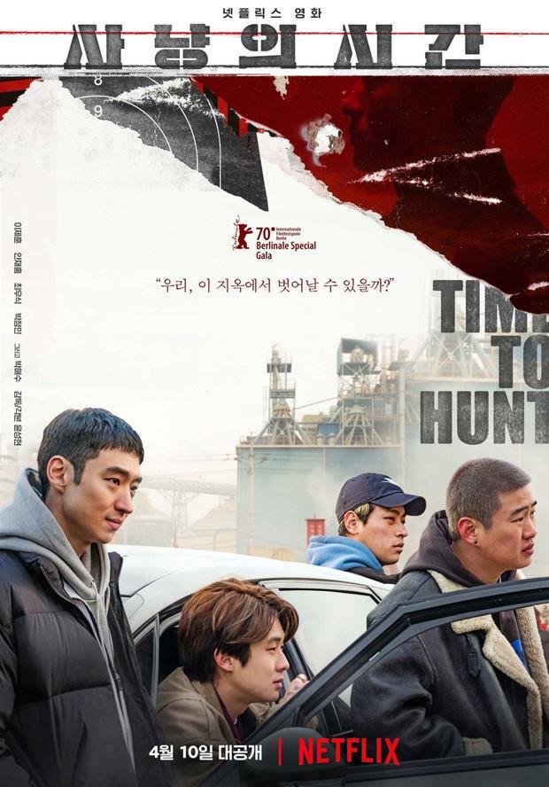 Tưởng phim gặp hạn phải xếp kho, may cho thầy Kevin Time to Hunt lại được phát hành rồi! - Ảnh 1.