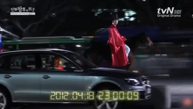 Phát hiện gây sốc: Cảnh đắt giá của Lee Min Ho trong Quân Vương Bất Diệt giống hệt phim xuyên không từ 8 năm trước? - Ảnh 5.