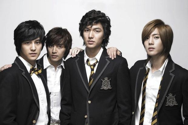 """""""Quân Vương Bất Diệt"""" Lee Min Ho - Bị chê diễn xuất một màu nhưng 10 năm chưa bao giờ hết """"nóng"""" - Ảnh 3."""
