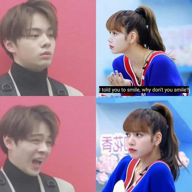 Cười xỉu với 1001 ảnh chế Lisa gay gắt bắt mọi người cười: Không tha từ Red Velvet tới Jiyeon, kéo xuống tấm cuối xin quỳ - Ảnh 7.