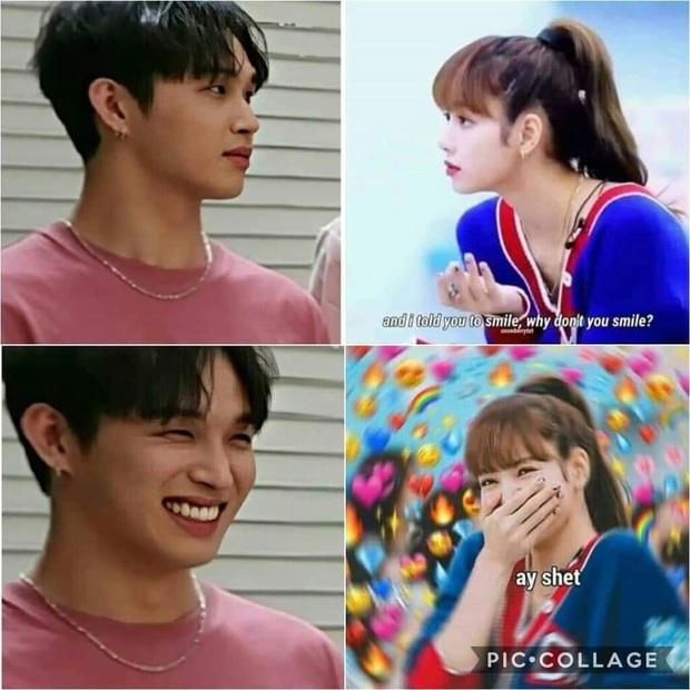 Cười xỉu với 1001 ảnh chế Lisa gay gắt bắt mọi người cười: Không tha từ Red Velvet tới Jiyeon, kéo xuống tấm cuối xin quỳ - Ảnh 8.
