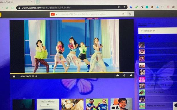 Chẳng cần đợi Red Velvet mở concert online, fan tự thân vận động chiếu show cực hoành tráng, thêm một địa chỉ nghe hát giữa mùa dịch! - Ảnh 3.