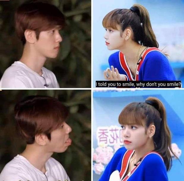 Cười xỉu với 1001 ảnh chế Lisa gay gắt bắt mọi người cười: Không tha từ Red Velvet tới Jiyeon, kéo xuống tấm cuối xin quỳ - Ảnh 9.