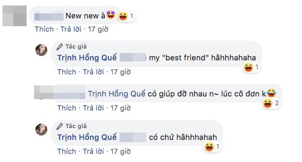 Huỳnh Anh vừa thừa nhận đang hẹn hò, Hồng Quế đã có động thái trái ngược: Ủa, là sao? - Ảnh 3.