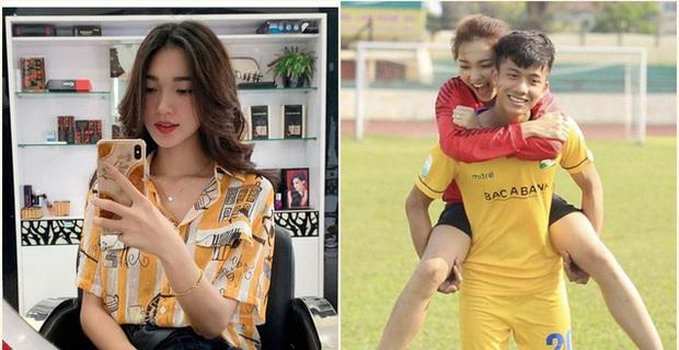 Những mối tình tuyển thủ U23 Việt Nam với mỹ nữ showbiz Việt: Yêu thương đến quá nhanh để rồi ra đi vội vàng - Ảnh 2.