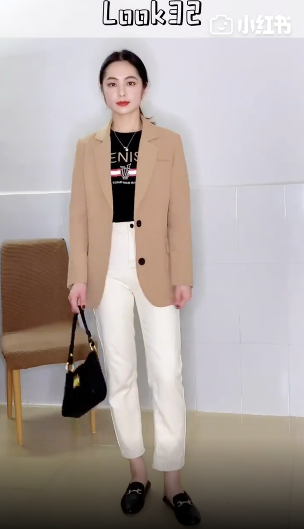 Áo phông đen không chỉ cool mà còn cực dễ mặc, cô nàng này đã chứng minh với 32 cách mix cơ bản mà ai cũng học theo được - Ảnh 2.