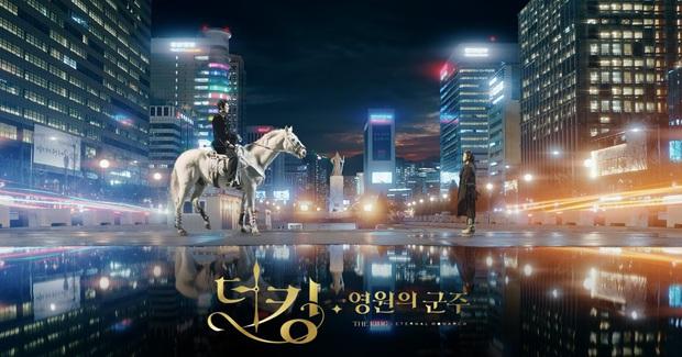 Quân Vương Bất Diệt vừa lên sóng tập 1, netizen xứ Trung đã than phiền vì Lee Min Ho có vẻ đang... thừa cân - Ảnh 1.