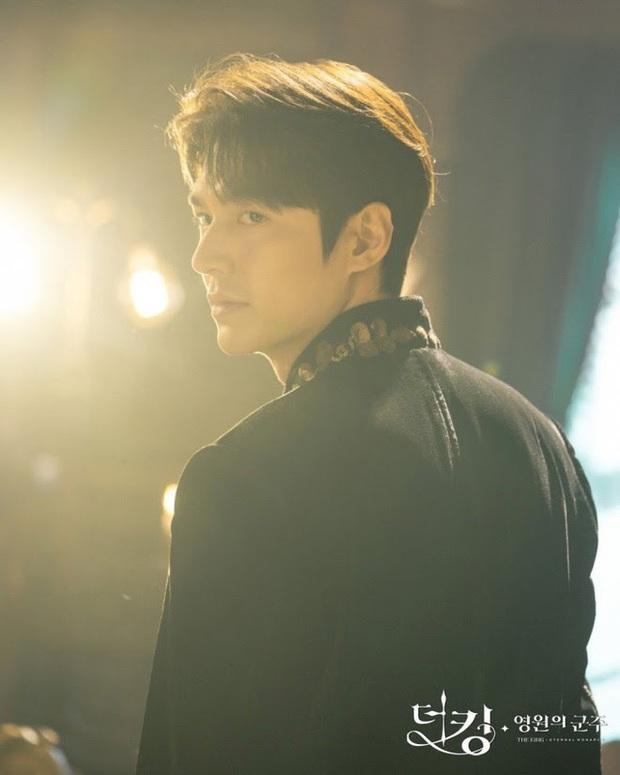 Quân Vương Bất Diệt vừa lên sóng tập 1, netizen xứ Trung đã than phiền vì Lee Min Ho có vẻ đang... thừa cân - Ảnh 2.