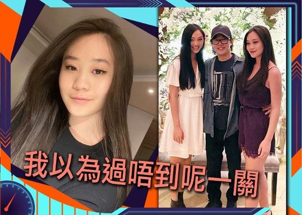 Sự việc nóng top 2 Weibo: Con gái Lý Liên Kiệt tái phát căn bệnh trầm cảm nặng tại Mỹ - Ảnh 2.