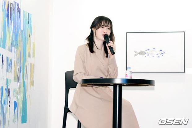 """Goo Hye Sun chính thức xuất hiện hậu ly hôn, gây ngỡ ngàng với lời nhắn dành cho Ahn Jae Hyun sau nhiều lần """"cà khịa"""" - Ảnh 9."""