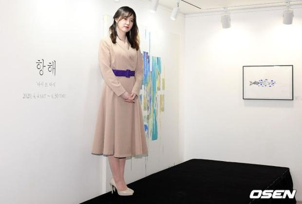 Goo Hye Sun chính thức xuất hiện hậu ly hôn ồn ào, gây chú ý với lời chia sẻ đặc biệt dành cho Ahn Jae Hyun - Ảnh 4.