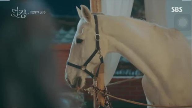Quân Vương Bất Diệt tập 2: Kim phân Lee Min Ho dù lên hạng richkid thì đi khách sạn vẫn phải nhờ crush trông ngựa - Ảnh 3.