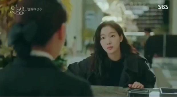 Quân Vương Bất Diệt tập 2: Kim phân Lee Min Ho dù lên hạng richkid thì đi khách sạn vẫn phải nhờ crush trông ngựa - Ảnh 4.