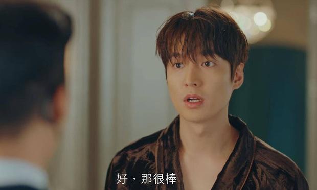 Quân Vương Bất Diệt vừa lên sóng tập 1, netizen xứ Trung đã than phiền vì Lee Min Ho có vẻ đang... thừa cân - Ảnh 3.