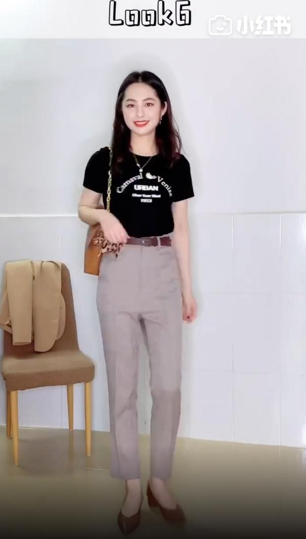 Áo phông đen không chỉ cool mà còn cực dễ mặc, cô nàng này đã chứng minh với 32 cách mix cơ bản mà ai cũng học theo được - Ảnh 5.