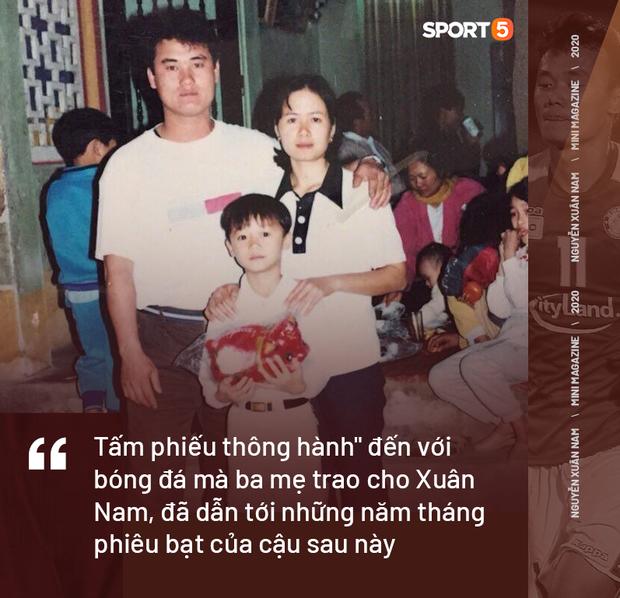Nguyễn Xuân Nam: Cánh chim lạc đàn trở về từ miền đất của nắng và gió - Ảnh 3.