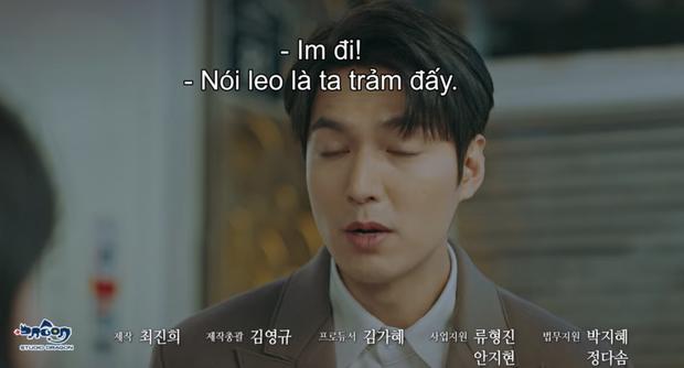 Preview Quân Vương Bất Diệt tập 3: Chưa kịp trảm crush vì tội nói leo, Lee Min Ho sắp mất mạng vì dám bước qua thế giới song song? - Ảnh 1.