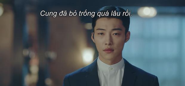Preview Quân Vương Bất Diệt tập 3: Chưa kịp trảm crush vì tội nói leo, Lee Min Ho sắp mất mạng vì dám bước qua thế giới song song? - Ảnh 3.
