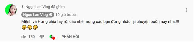 Con dâu bà Tân vlog chính thức lên tiếng: Mình và Hưng đã chia tay rồi nhé, mong các bạn đừng nhắc chuyện buồn này nha! - Ảnh 4.