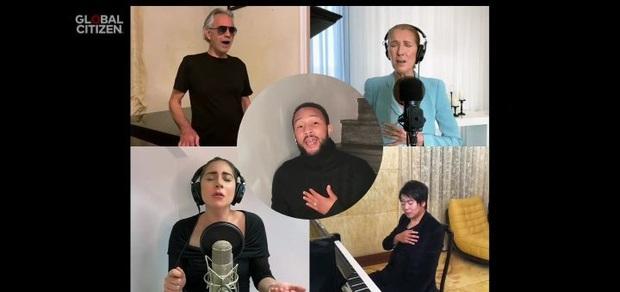 One World: Together At Home: SuperM quá đáng yêu, Taylor Swift, Lady Gaga và Billie Eilish khiến fan nổi da gà trong khi Shawn Mendes - Camila Cabello nghiêm túc khác thường! - Ảnh 31.