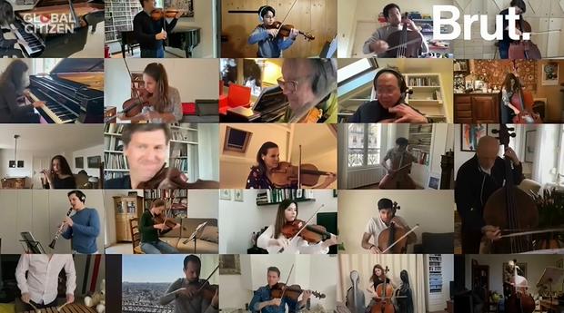 One World: Together At Home: SuperM quá đáng yêu, Taylor Swift, Lady Gaga và Billie Eilish khiến fan nổi da gà trong khi Shawn Mendes - Camila Cabello nghiêm túc khác thường! - Ảnh 13.