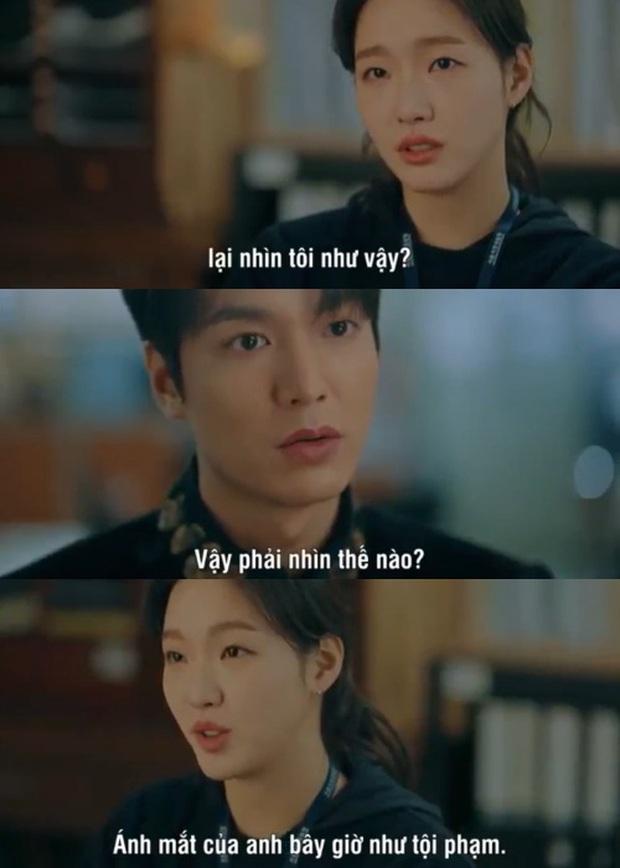 Loạt phát ngôn đi vào lòng đất của Lee Min Ho ở Quân Vương Bất Diệt: Anh đây không điên nửa mùa mà là quanh năm nhé! - Ảnh 3.
