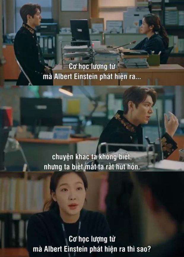 Loạt phát ngôn đi vào lòng đất của Lee Min Ho ở Quân Vương Bất Diệt: Anh đây không điên nửa mùa mà là quanh năm nhé! - Ảnh 4.