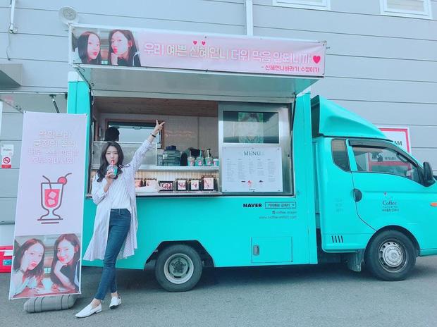 """Vòng bạn bè gây bất ngờ của """"nữ thần băng giá"""" Krystal: Từ tài tử """"Trái tim mùa thu"""" đến tình địch màn ảnh Park Shin Hye - Ảnh 7."""