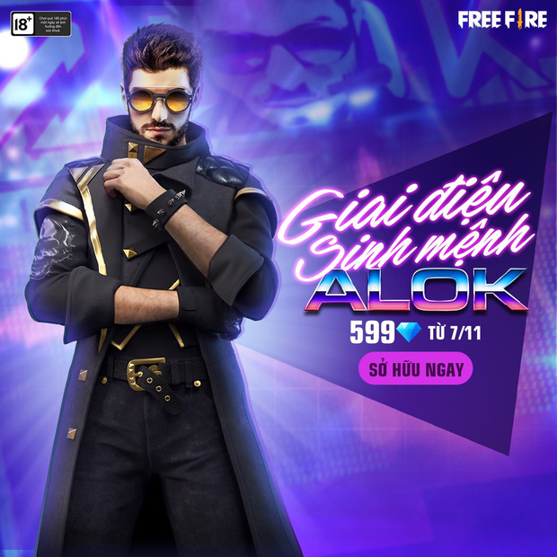 Free Fire: Garena tặng hàng loạt nhân vật hot, nhưng cái tên game thủ thèm muốn nhất là Alok lại không có! - Ảnh 6.