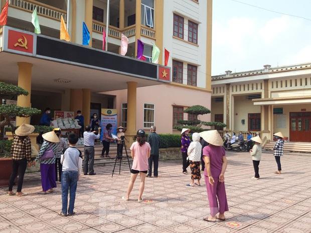 Cây ATM gạo đến với người nghèo và công nhân ở Bắc Ninh - Ảnh 5.