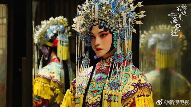 Hóa ra bé thụ Doãn Chính đóng Bên Tóc Mai Không Phải Hải Đường Hồng vì muốn giúp giới trẻ hiểu được kinh kịch Bắc Kinh - Ảnh 8.