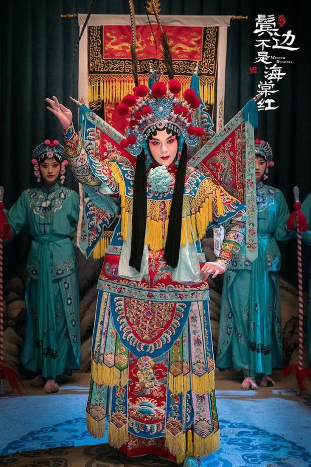 Hóa ra bé thụ Doãn Chính đóng Bên Tóc Mai Không Phải Hải Đường Hồng vì muốn giúp giới trẻ hiểu được kinh kịch Bắc Kinh - Ảnh 9.