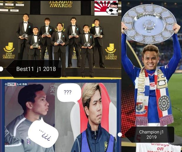 Fan bình luận Việt Nam chiến thắng, hậu vệ tuyển Thái Lan cùng CĐV nhà phản dame cực gắt, Văn Hậu cũng bị vạ lây - Ảnh 3.