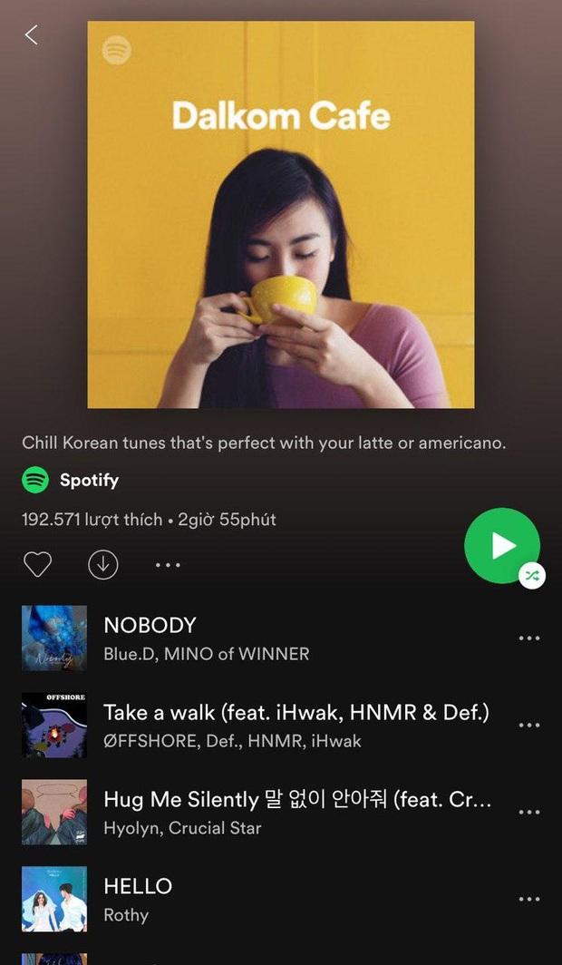 Ở nhà chẳng chán khi Spotify tâm lý mức này: Lập 1500 list nhạc cho bạn nghe đủ lúc ăn, ngủ, chill cho đến lúc tắm, từ nhạc Việt, Hàn, Anh Mỹ đều đủ cả! - Ảnh 3.